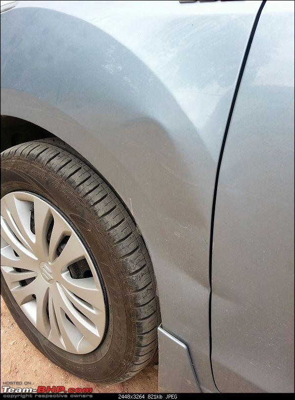 Body Repair & Painting, Glass Repair, Detailing etc. - Trend Automobiles (Bangalore)-20131005_144919.jpg