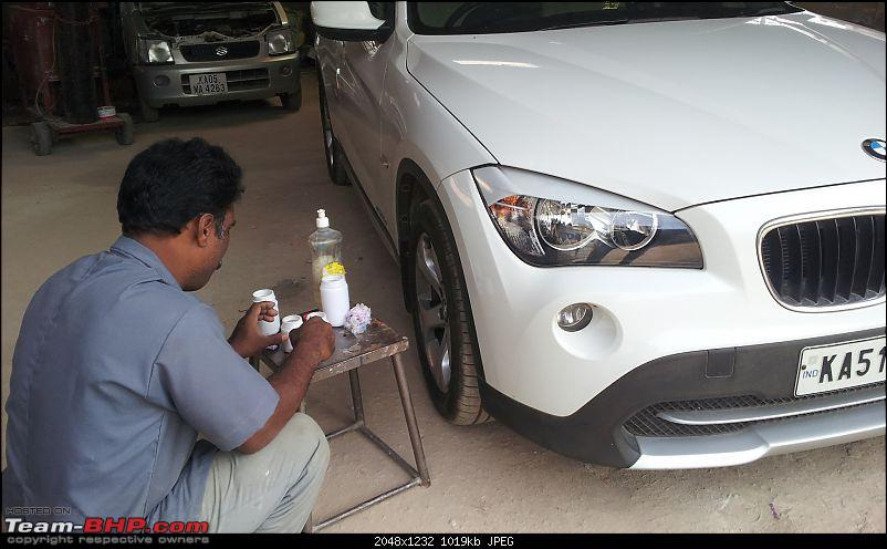 Body Repair & Painting, Glass Repair, Detailing etc. - Trend Automobiles (Bangalore)-20131207_102901.jpg
