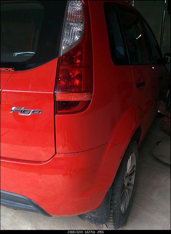 Body Repair & Painting, Glass Repair, Detailing etc. - Trend Automobiles (Bangalore)-img_20150620_140731.jpg