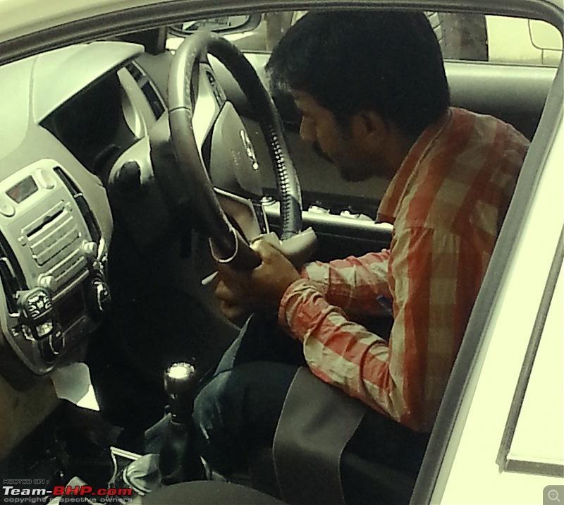 Leather Upholstery & Steering Grips: Devraj / Karthik Leather Arts (Bangalore)-4.jpg