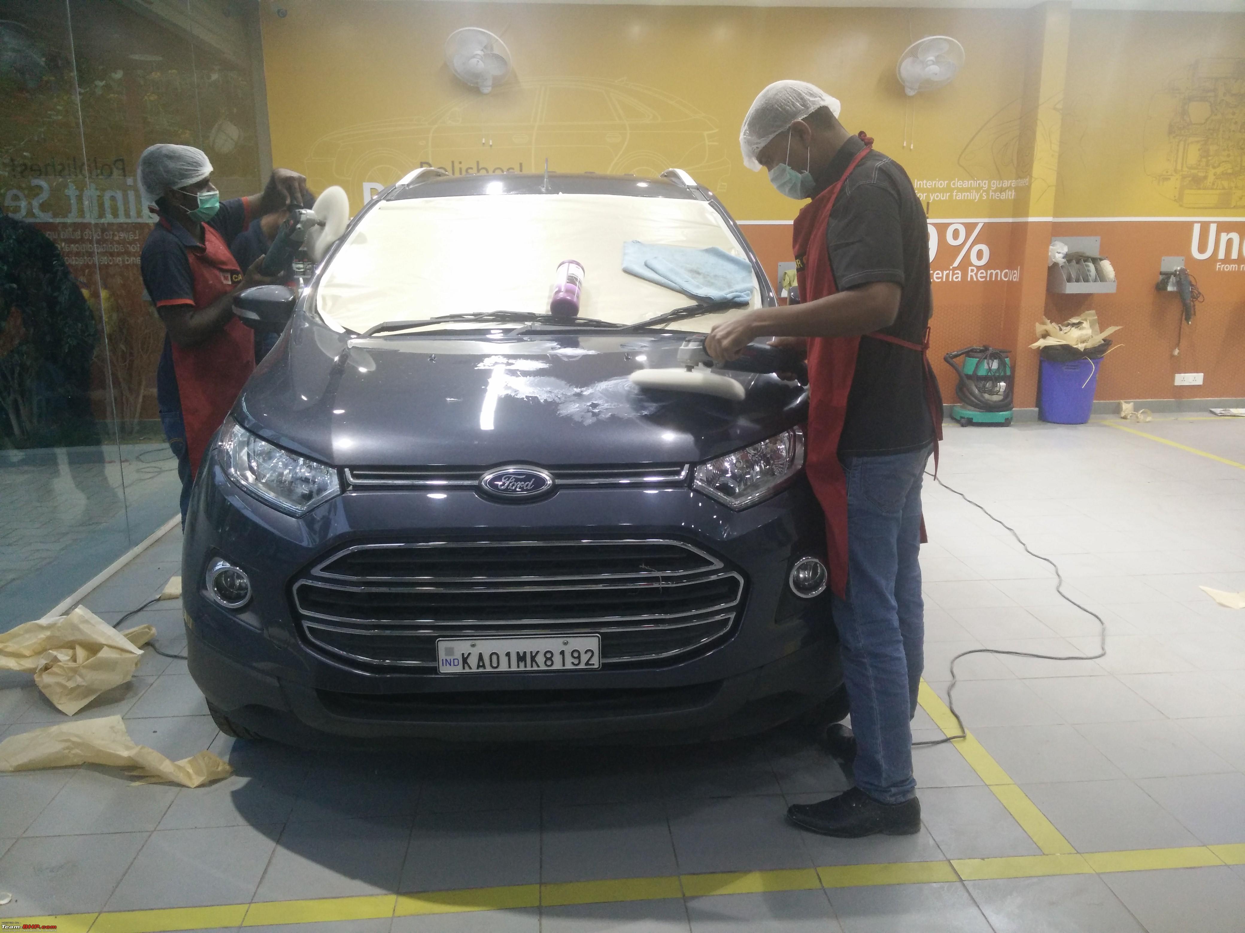 Exterior & Interior Detailing - 3M Car Care (Sarjapur road