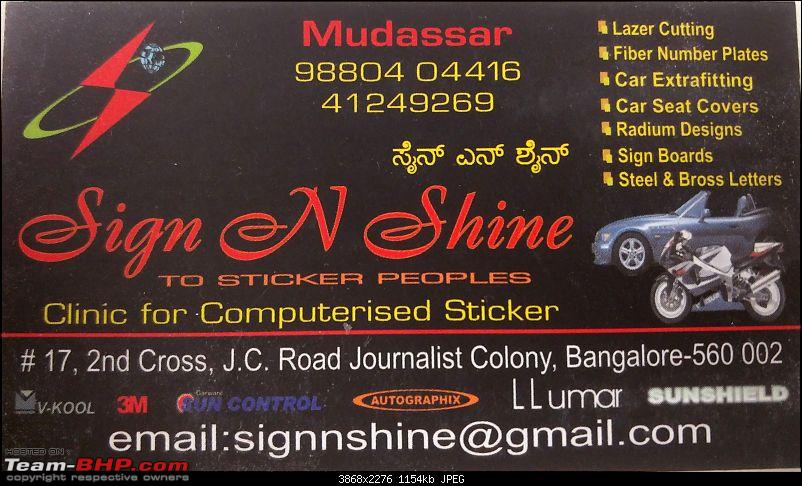 Roof Wraps & Stickers - Sign and Shine (Bangalore)-img_20171117_132435.jpg