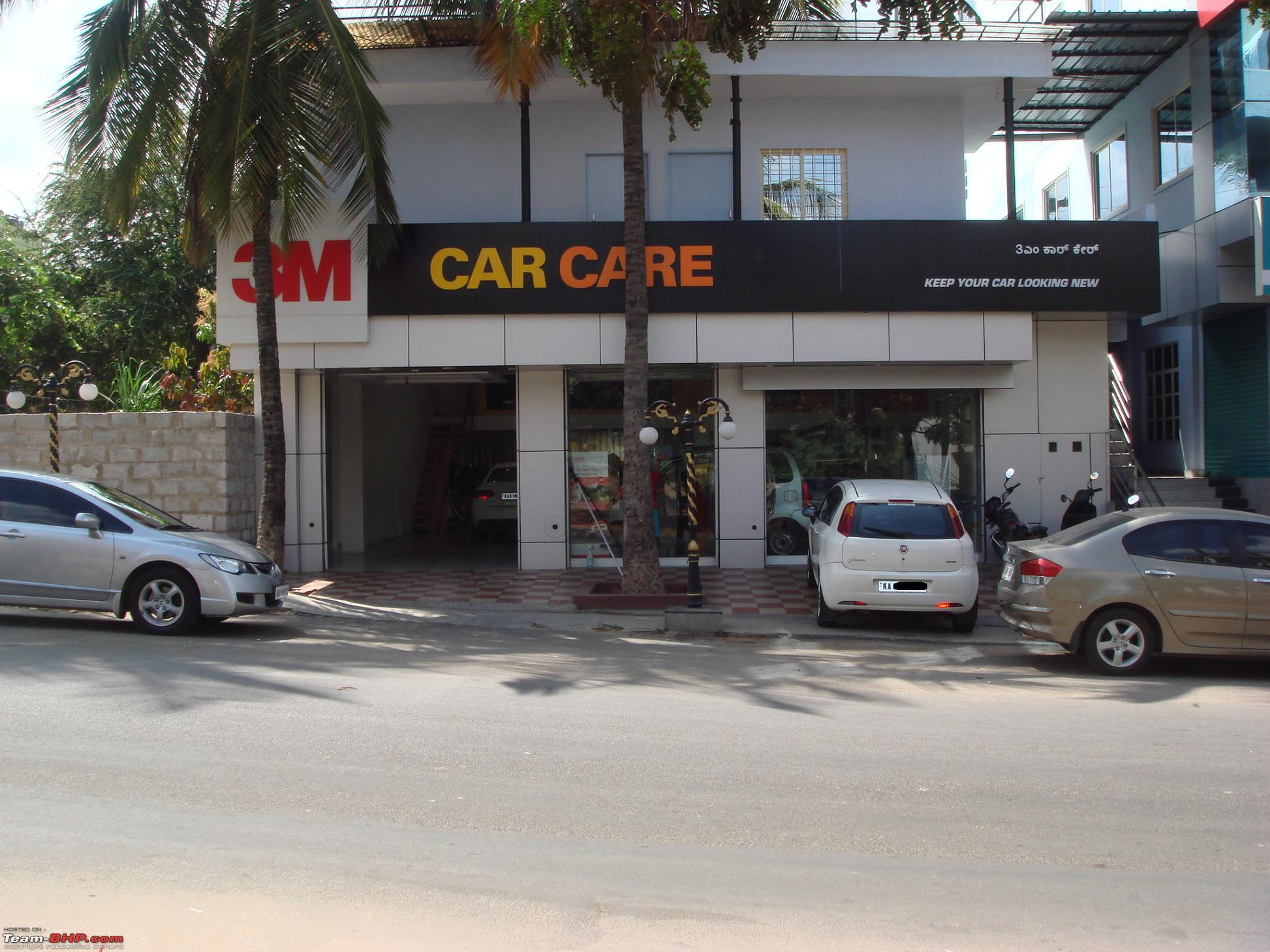 3m car care rmv 2nd stage bangalore team bhp. Black Bedroom Furniture Sets. Home Design Ideas