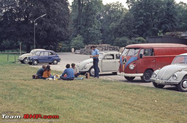 Name:  Munich Last Picnic before embarking from Germany to India Overland 1970.jpeg