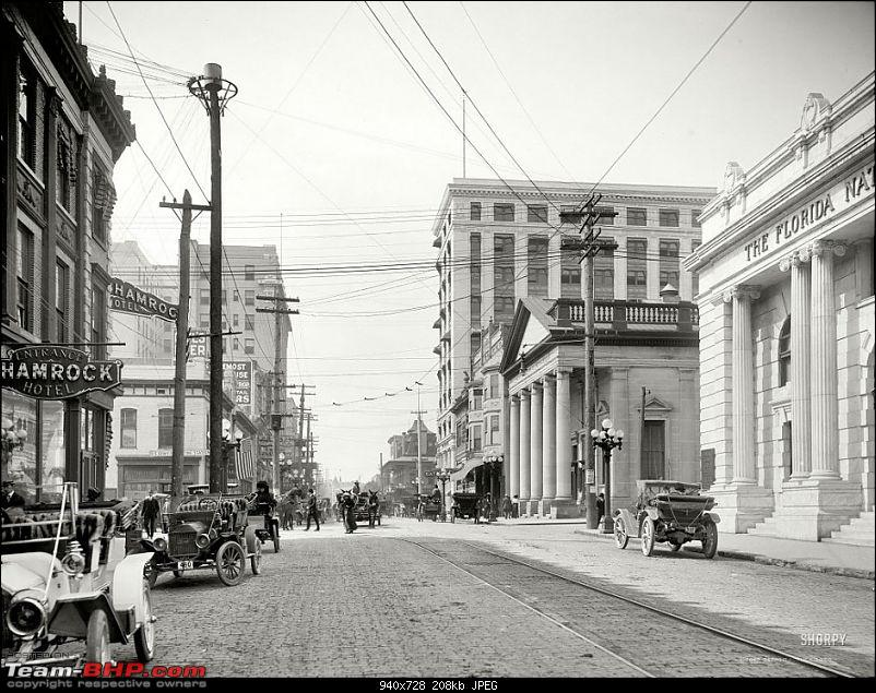 Old pictures of Vintage and Classic Cars beyond our borders-forsyth-street-jacksonville-florida-1910.jpg