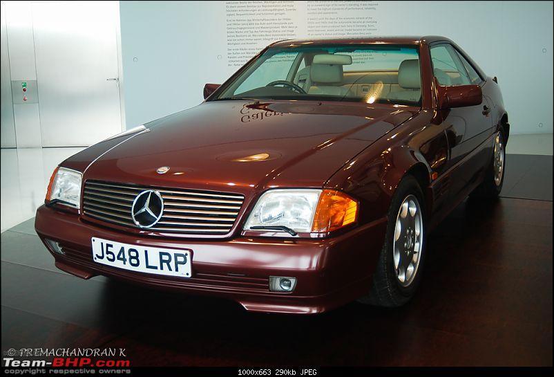 Mercedes-Benz Museum @ Stuttgart-dianas-500sl.jpg