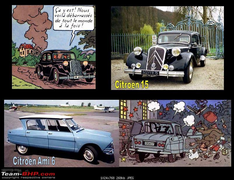 Vintage & Classic Cars seen in Tintin Comics-tintin-8.jpg