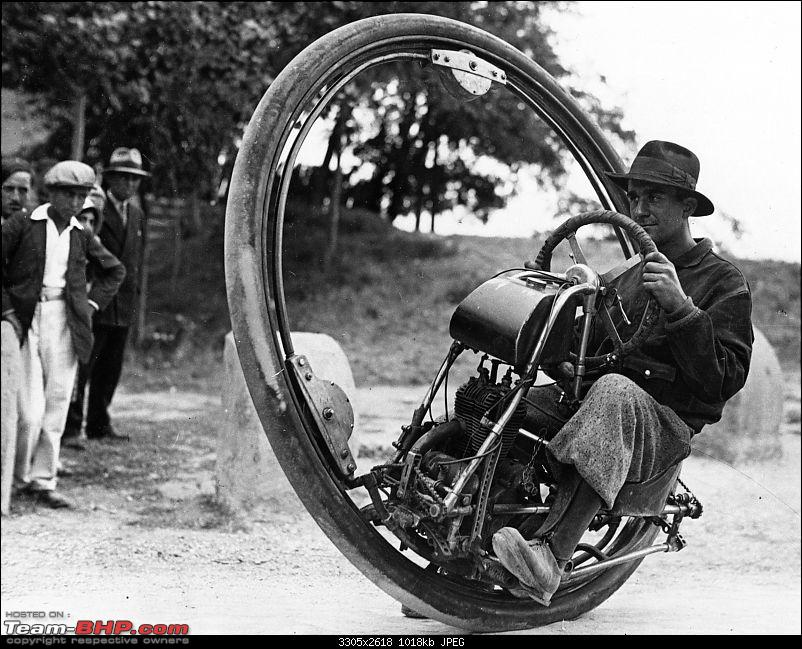 Automotive innovations and some unique modes of transport from the past-motorwheel.jpg