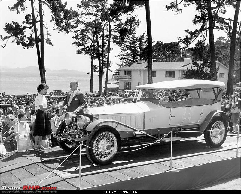 Concours D' Elegance, Pebble Beach California on 17th August 2014-10463904_837761962908093_7603934040043831733_n.jpg