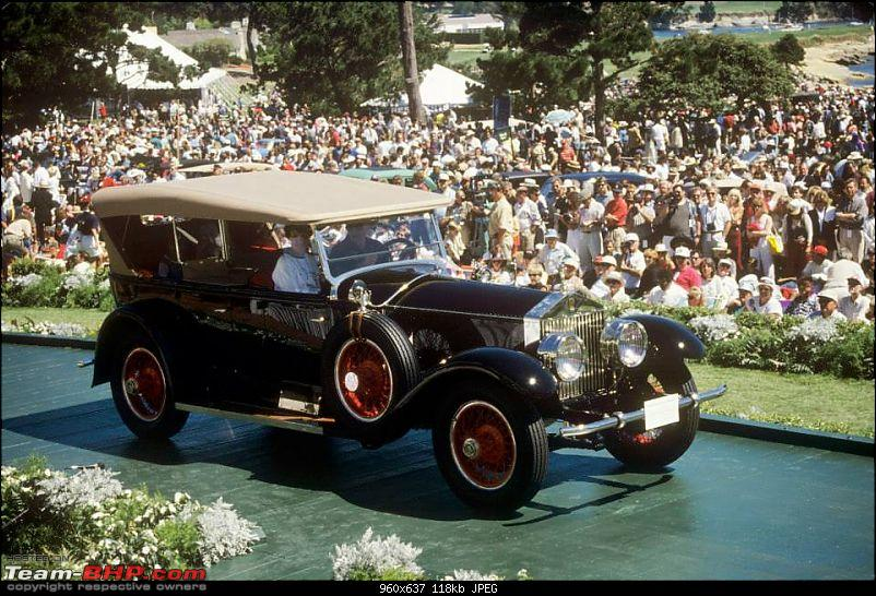 Concours D' Elegance, Pebble Beach California on 17th August 2014-1395150_692791087405182_721509916_n.jpg