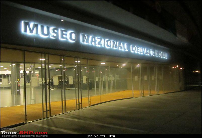 Museo Nazionale dell'Automobile – Turin, Italy-10670087_10154816986445524_2372359952505501915_n.jpg