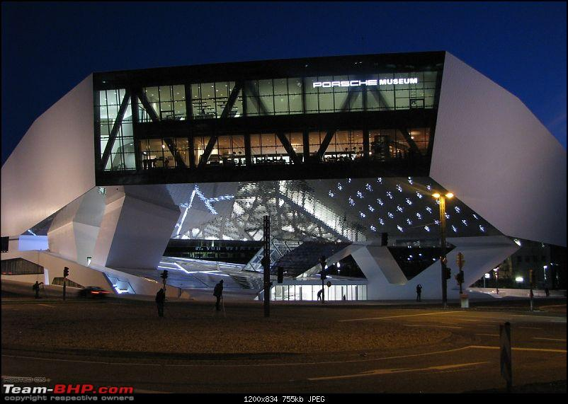 Porsche Museum ( Stuttgart) will be opened on 31 Jan 09-porschemuseum_main_entrance.jpg