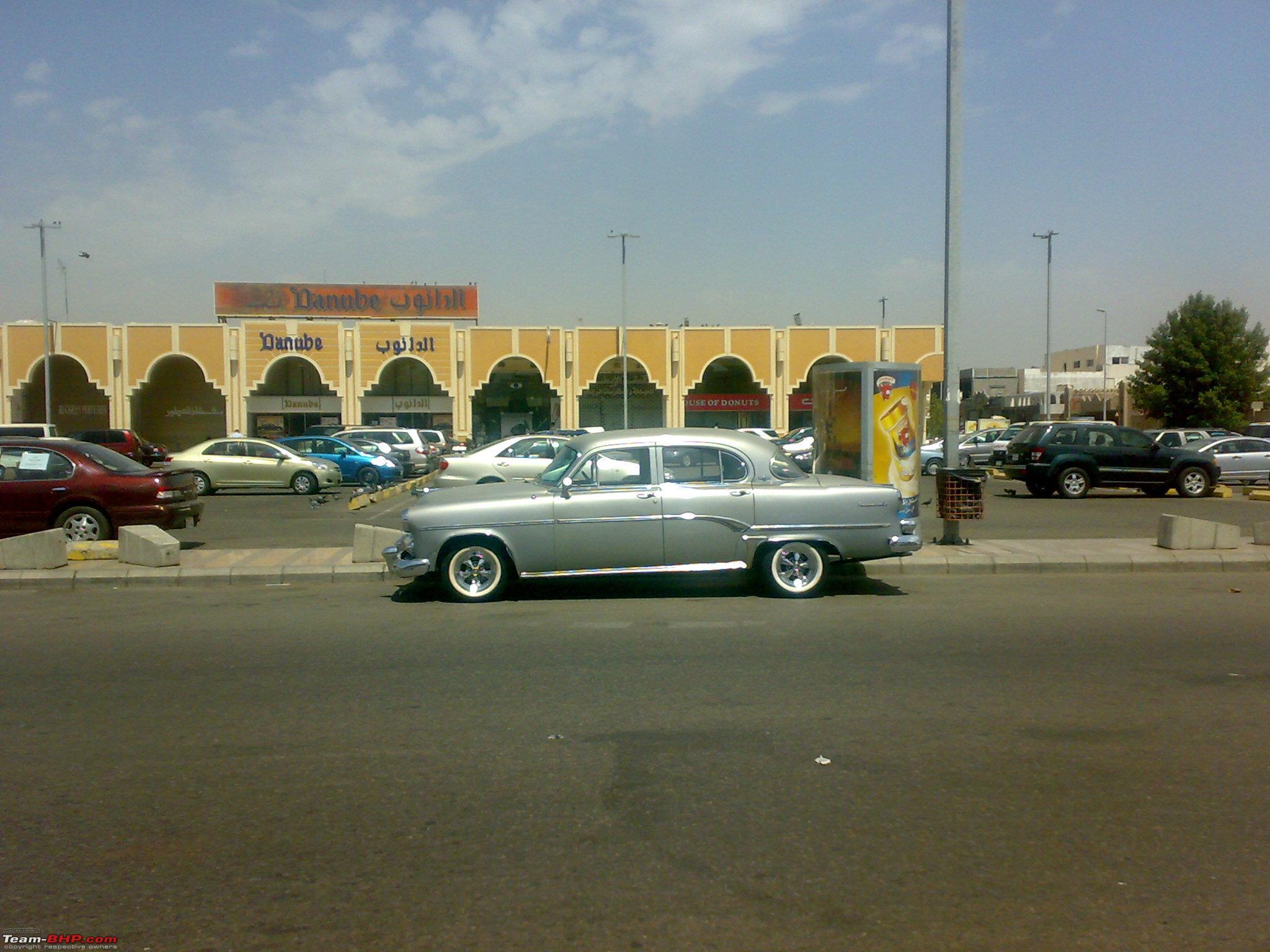 Classic cars in Jeddah - Team-BHP