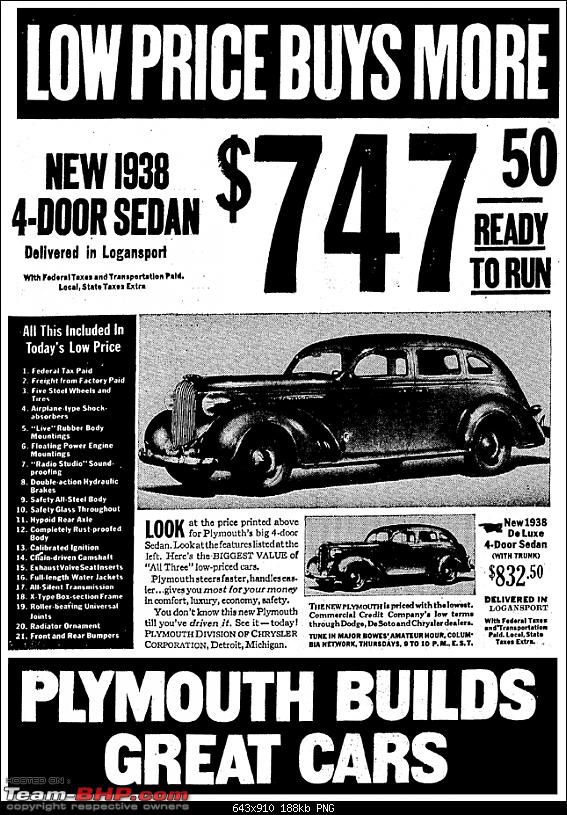 Brochures, manuals and publicity material of vintage cars (foreign)-3712011938plymouth4doorsedan.png