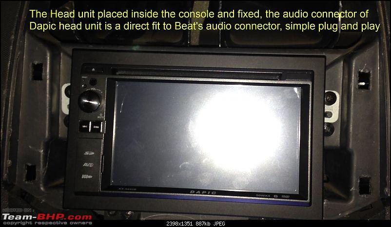DIY: Double DIN HU install in a Chevy Beat-10.jpg