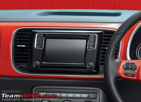 2016 VW Jetta gets a new infotainment system - Team-BHP