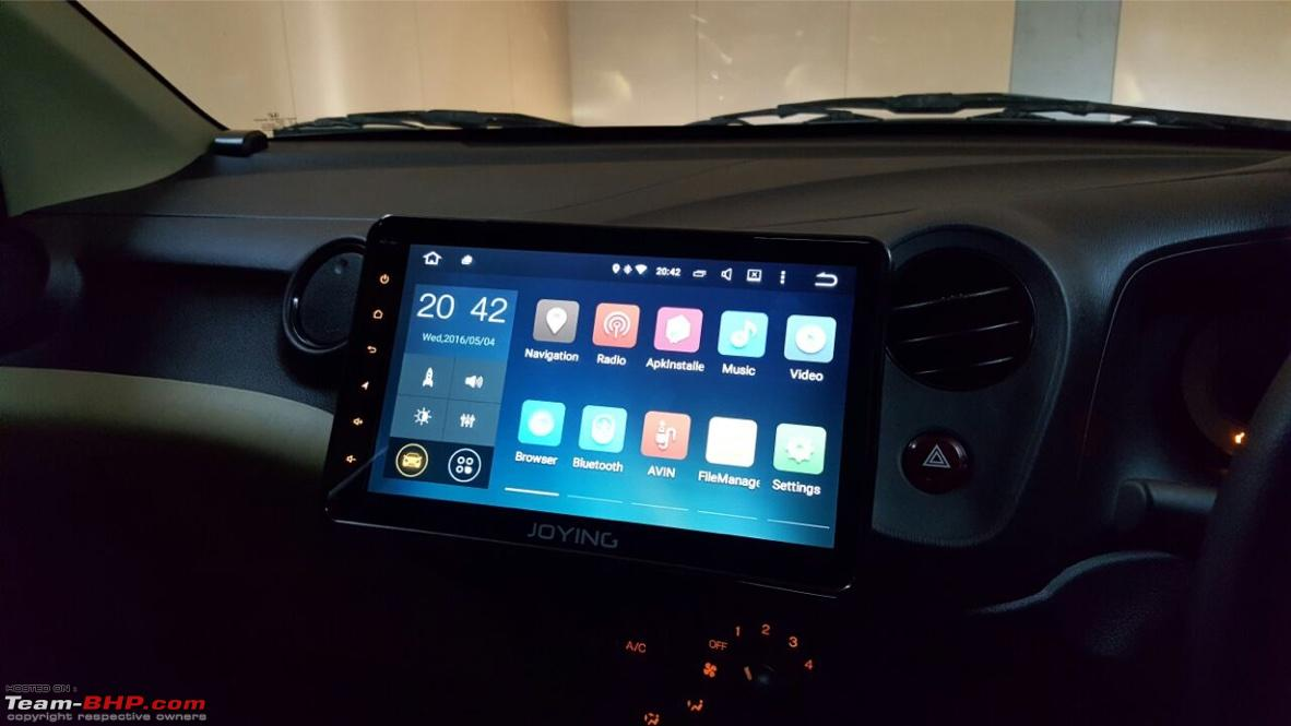 Android Head-Unit in my VW Polo GT TSI - Page 13 - Team-BHP