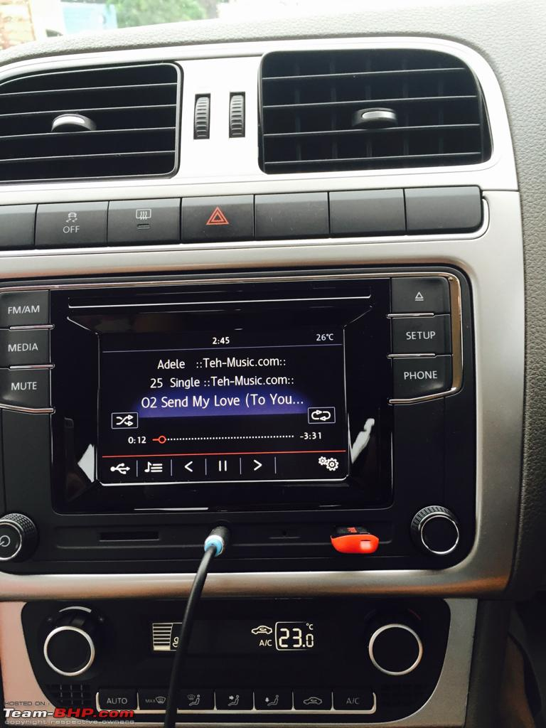 Review: RCD 330G  VW's 2016 Head-Unit for the Polo, Vento