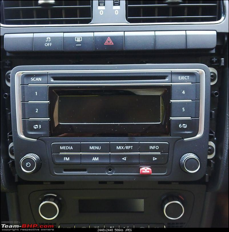 Review: RCD 330G. VW's 2016 Head-Unit for the Polo, Vento & Ameo-before-rcd-220.jpg