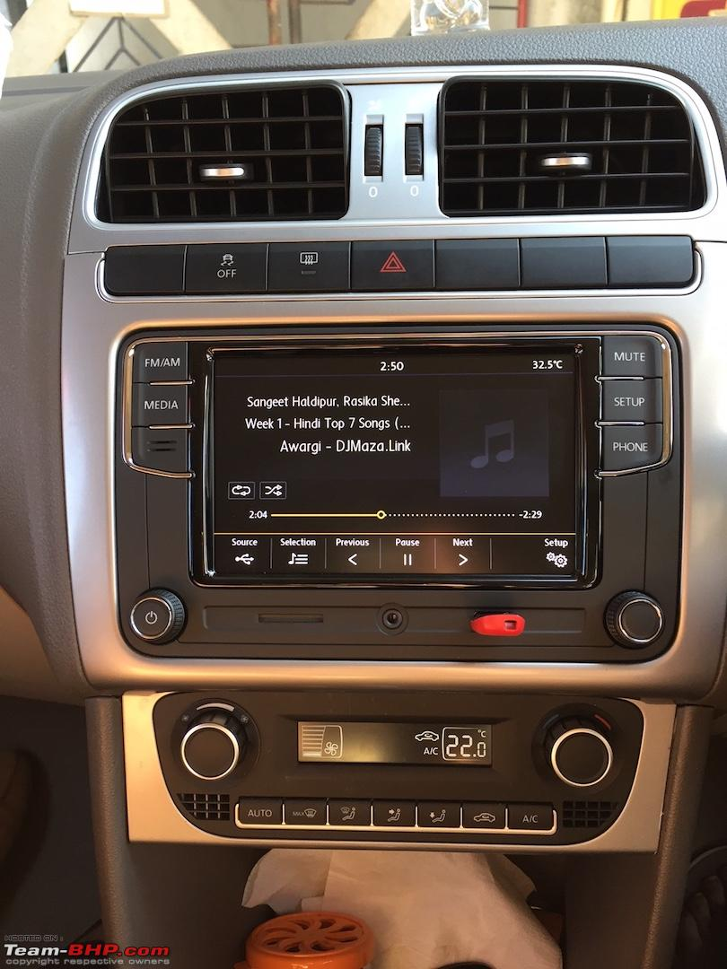 team bhp vw polo vento replaced stock rcd320 with rcd330 plus rear view camera. Black Bedroom Furniture Sets. Home Design Ideas