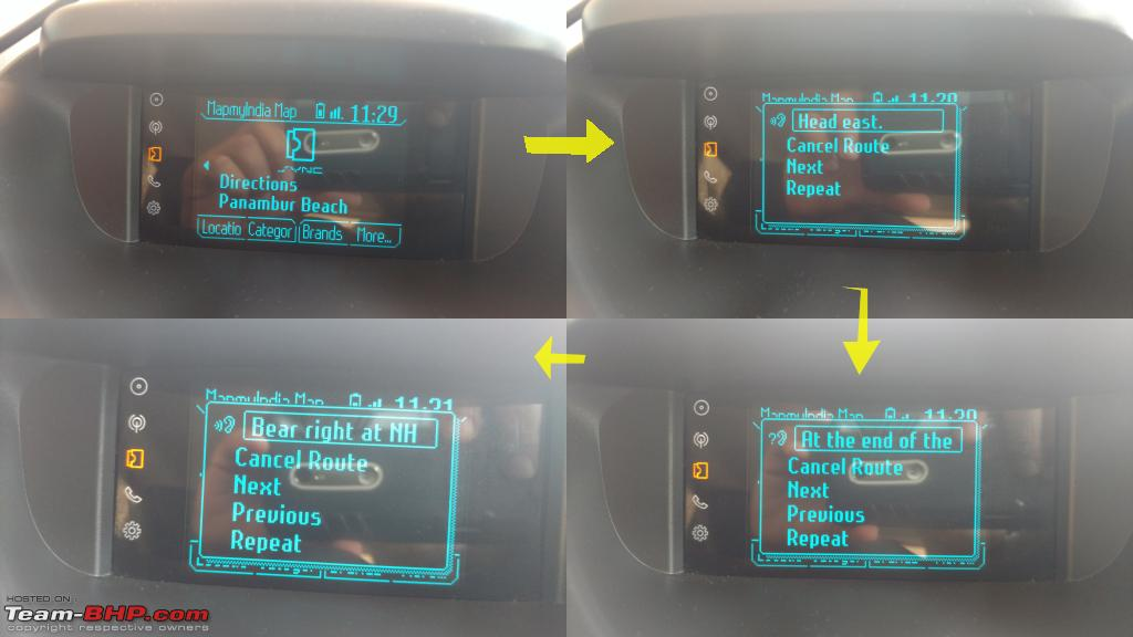 Ford Adds Five New Apps To Its Sync Infotainment System Team Bhp