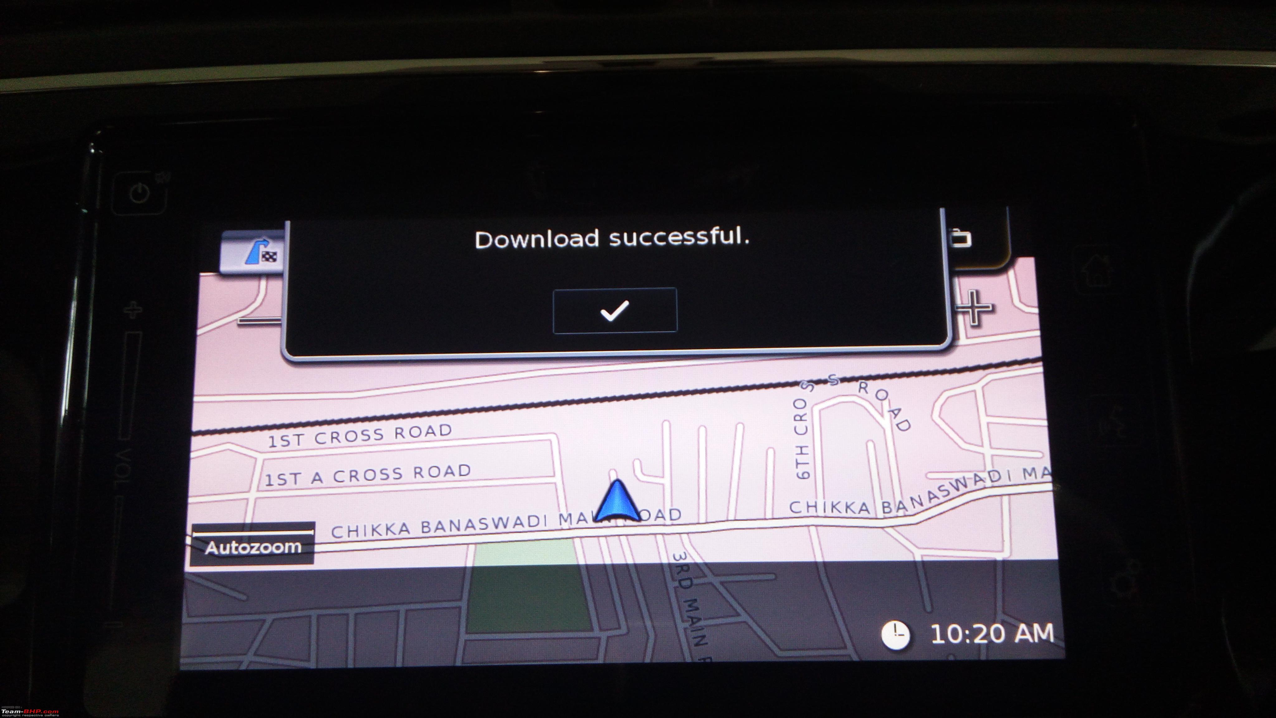 Importing Custom Map POIs on your Maruti SmartPlay Infotainment