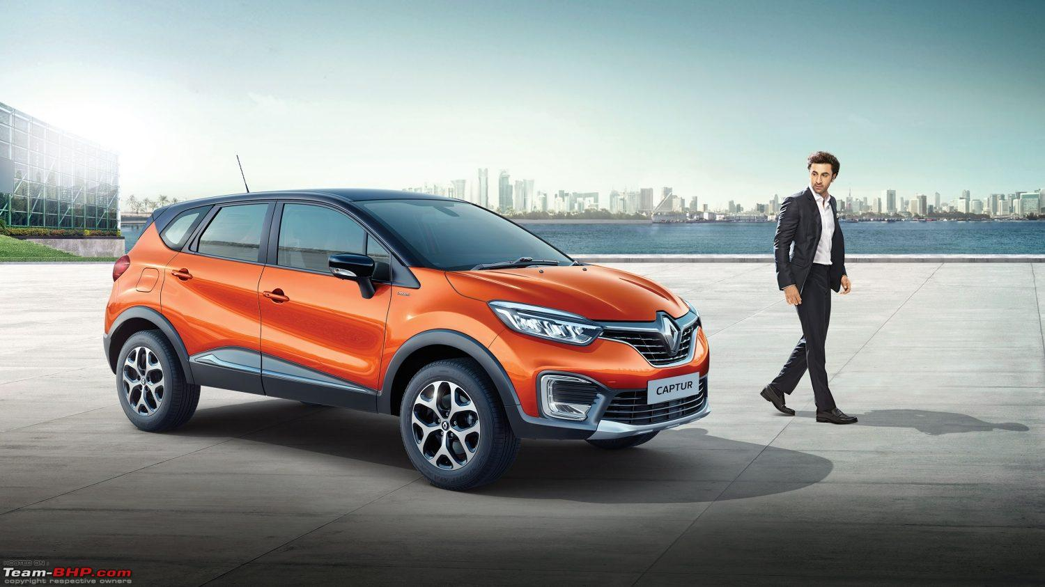 rumour renault working on captur bose edition team bhp. Black Bedroom Furniture Sets. Home Design Ideas