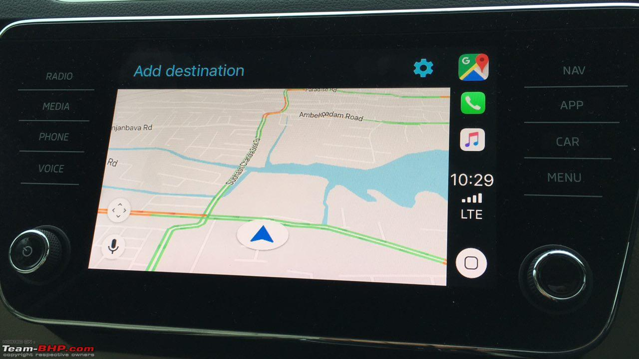 Apple CarPlay users rejoice! Google Maps coming soon EDIT: Now ... on