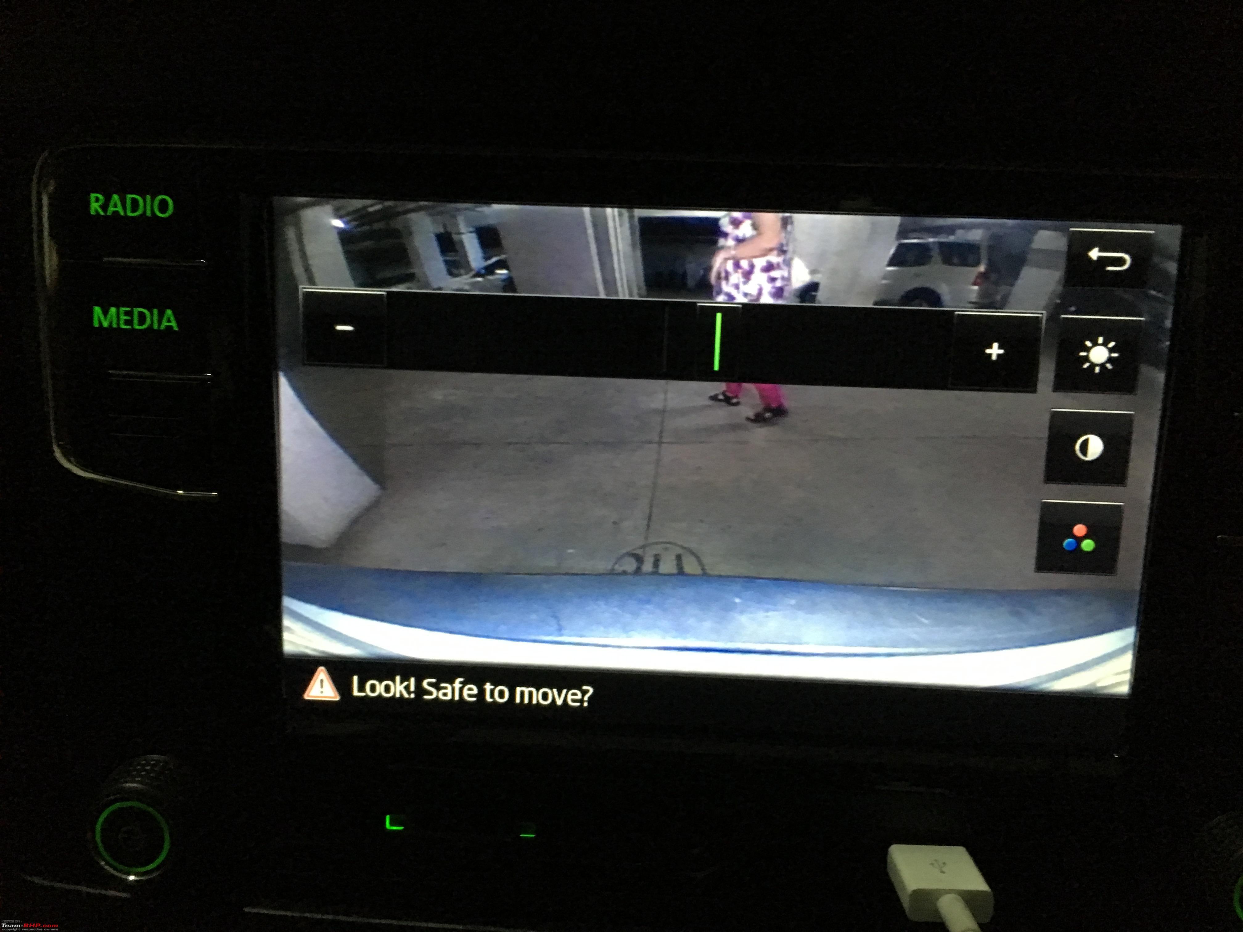 Skoda Yeti Replacing The Rcd510 Bolero With Rcd330g Plus Rvc Fuse Box Carplay