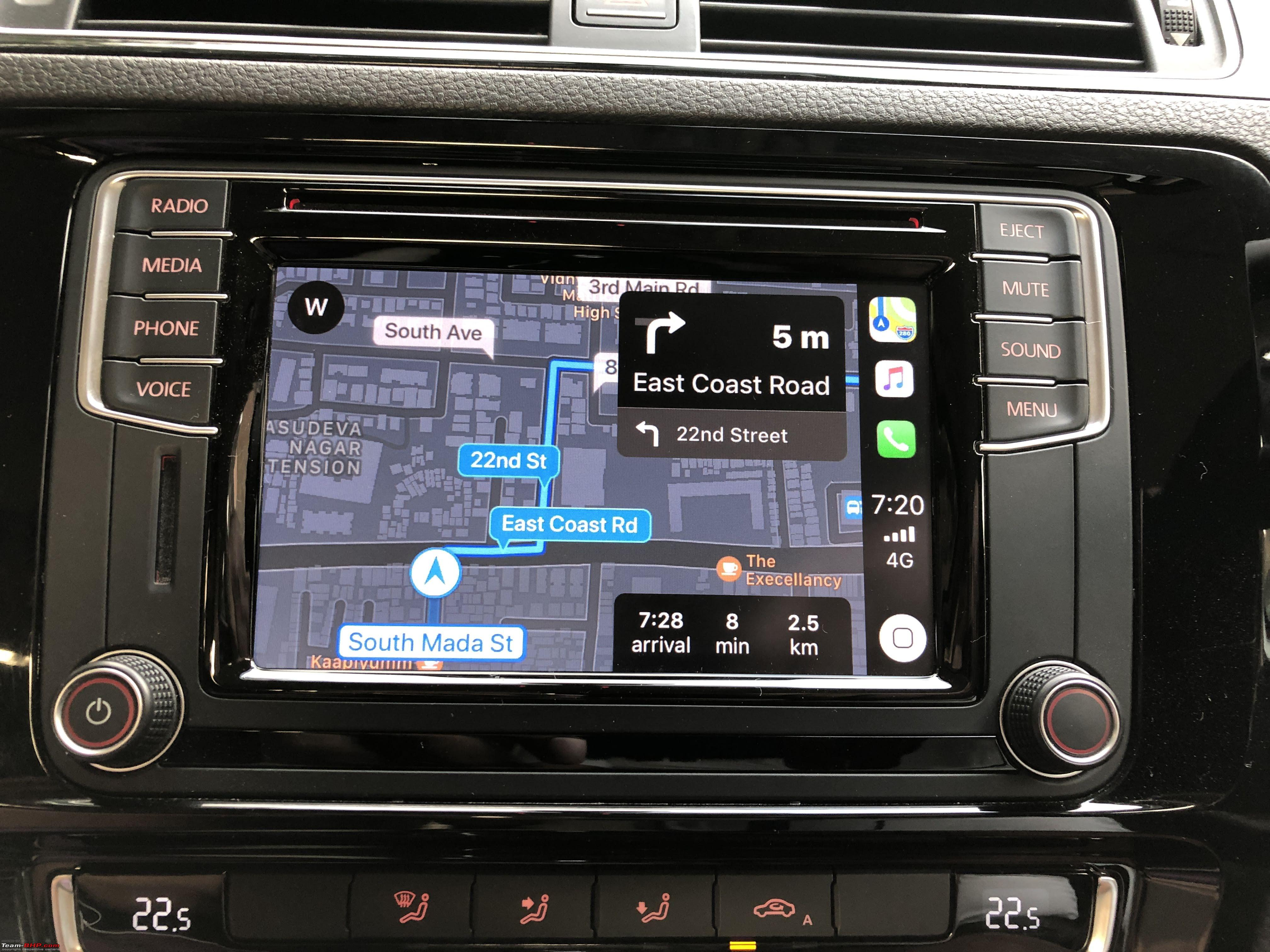 VW owners: Now get Apple CarPlay / Android Auto on your head