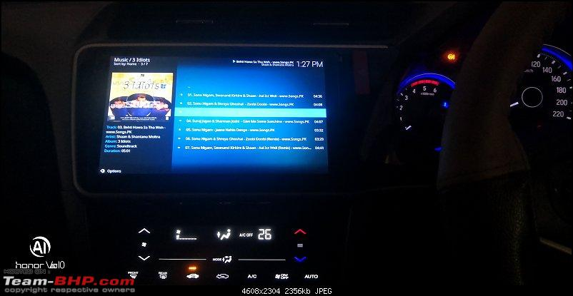 """Foxfire 10.1"""" 4G LTE Android Head-Unit upgrade in my Honda City-picture36.jpg"""