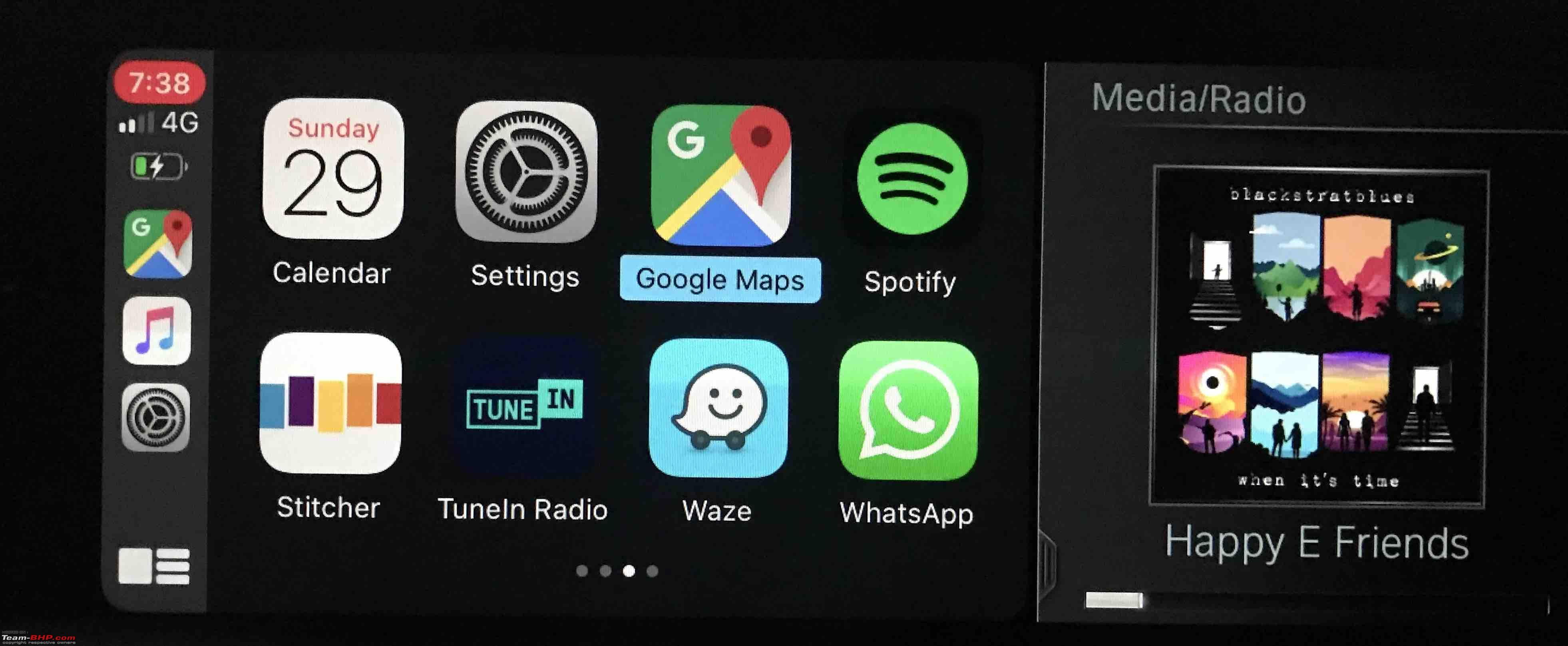 Enabled! Apple CarPlay in my BMW 5-Series (G30)  EDIT