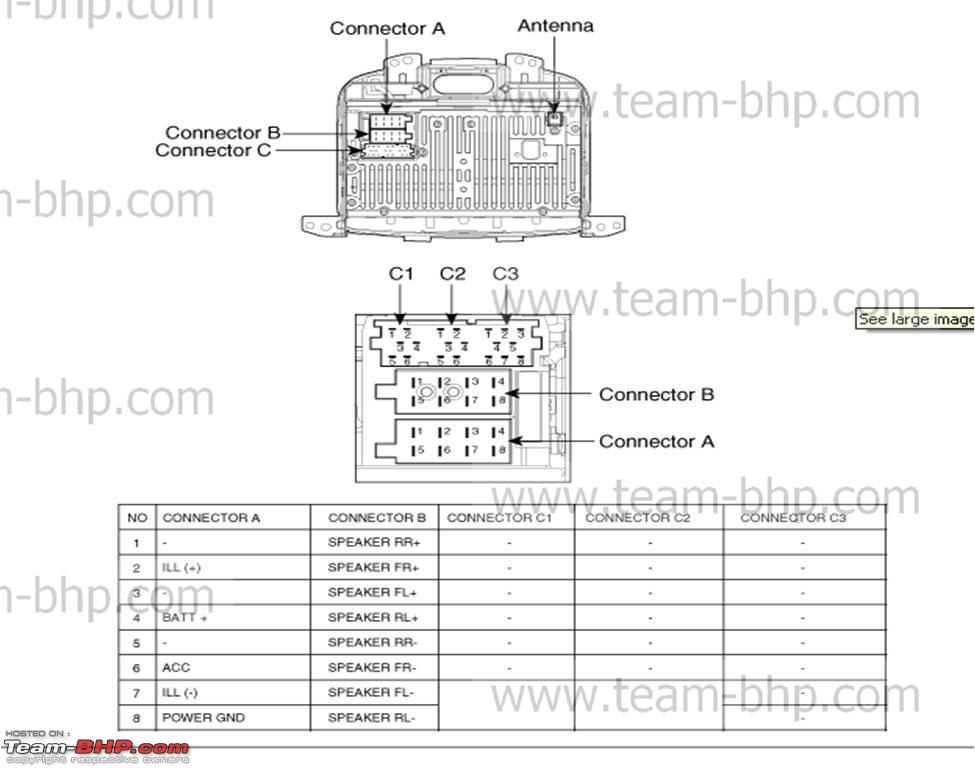 hyundai i20 head unit wiring diagram