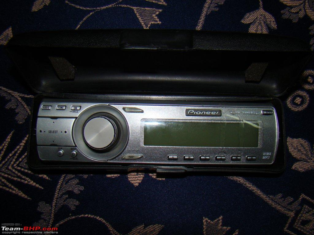 How Can I Use Usb Aux Cable In My Pioneer Deh P4850mp Team Bhp Avh P4000dvd Manual