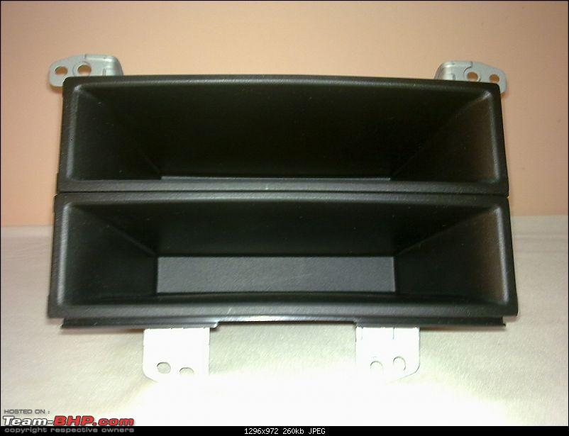 Double Din fascia plates for i10 Sportz/Asta available on internet.-08052010066.jpg