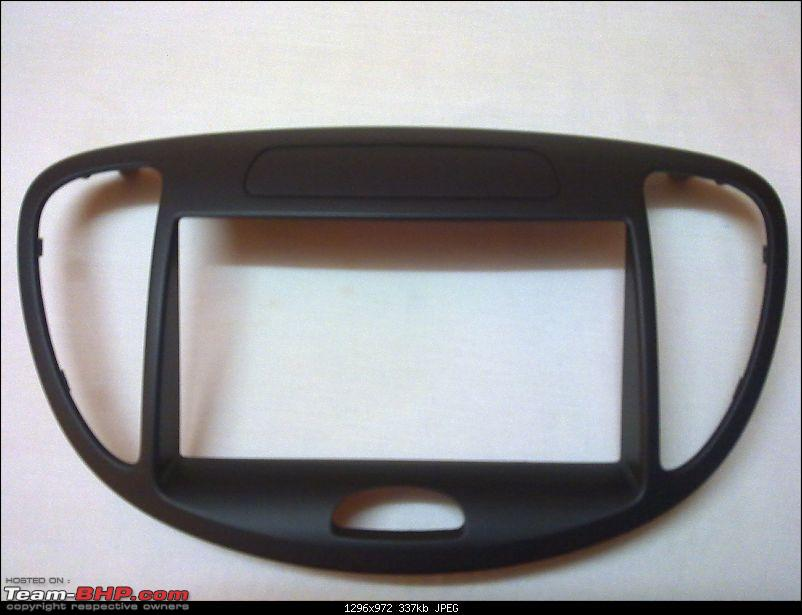 Double Din fascia plates for i10 Sportz/Asta available on internet.-08052010071.jpg