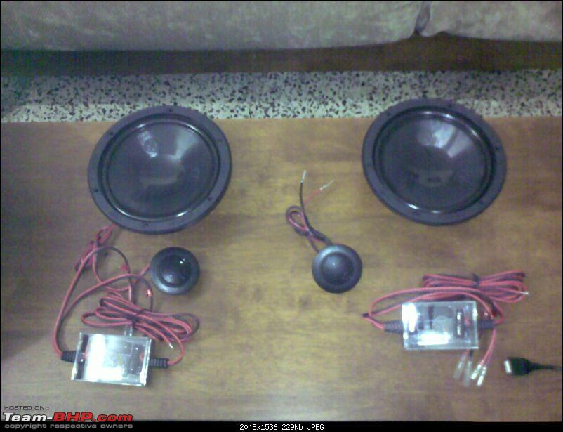 Memphis Car Audio - ICE in Ford Fiesta 1.6S-24102010436.jpg