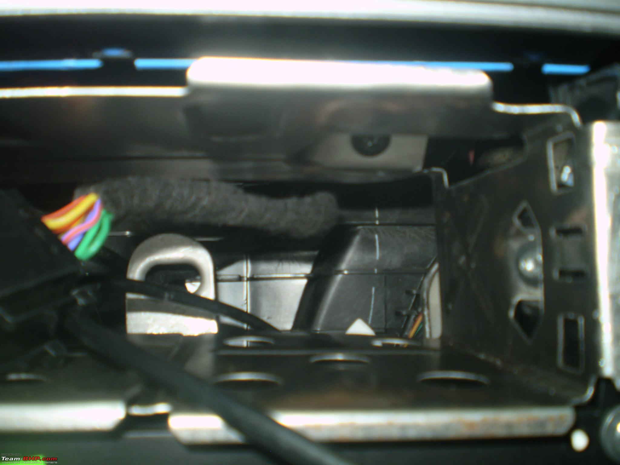 Pics Details Upgraded My Punto Headunit Team Bhp Toyota Jbl Amplifier Wiring Diagram Cagescrew