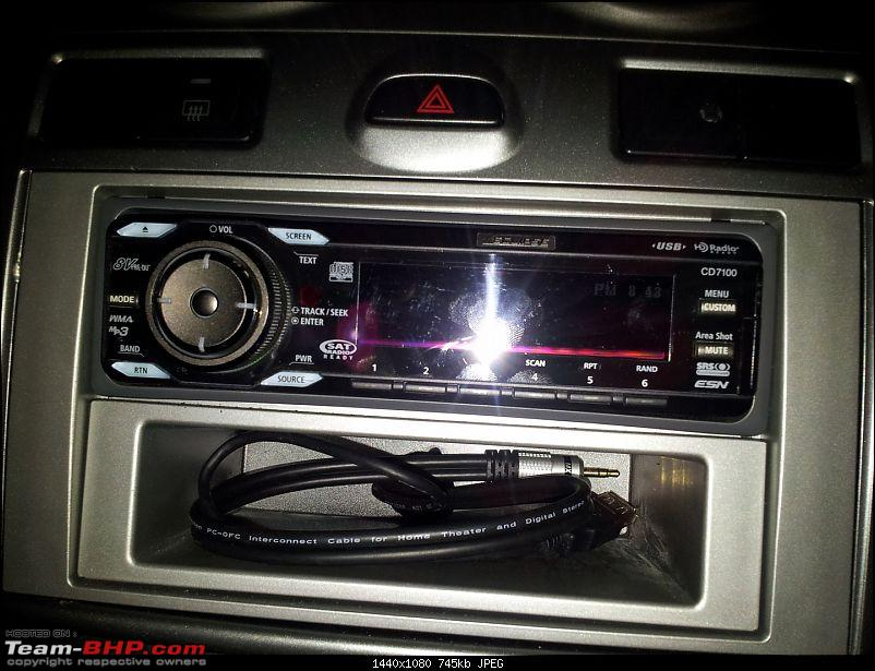 Ford Fiesta S: Eclipse, XBL2 and NOW WITH HORNS!-20111217_204157.jpg