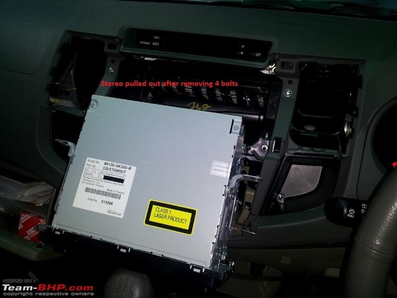 Name:  Fortuner Stereo Removal3.jpg