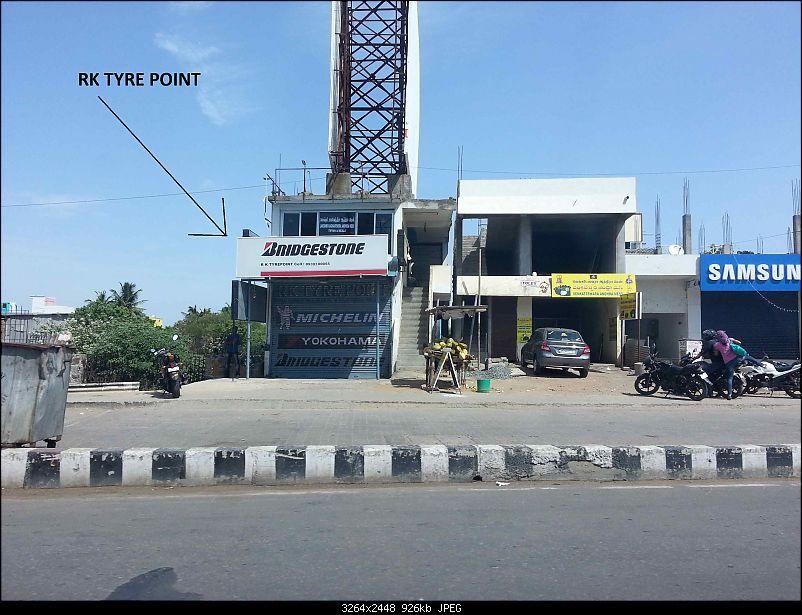 Tyre shop - RK Tyre Point (Okkiyampet, Chennai)-20150626_095009.jpg