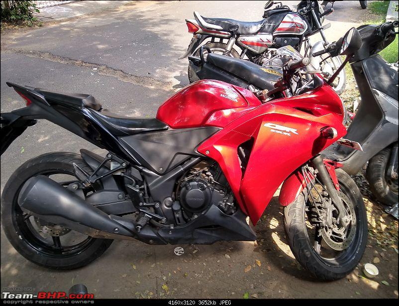 Incredible - The Bike Polishing Studio (Besant Nagar, Chennai)-img_20181013_131317708_hdr.jpg