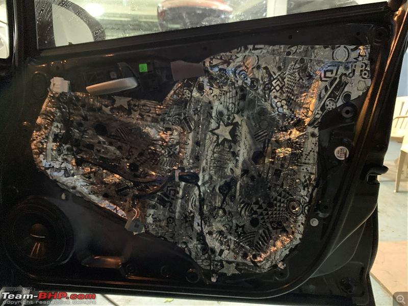 Car Audio Installation : Speedfreaks (Anna Nagar, Chennai)-wrvdampening2.jpg