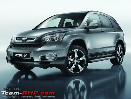 SUV!! though the fuel bills won't do u a favour! Name: Honda CR-V Aero