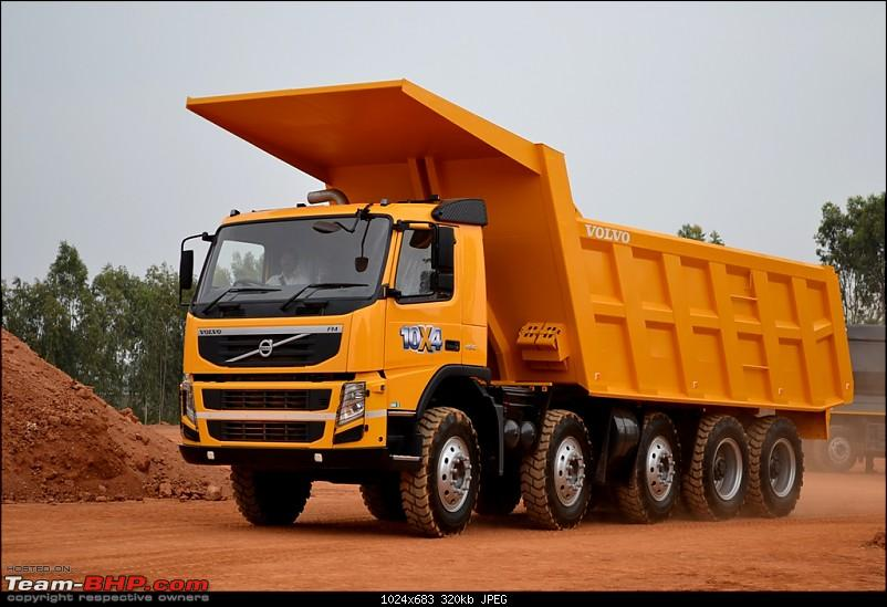 Report & Pics : Volvo launches the 10x4 FM 480 Dump Truck-dsc_0092.jpg