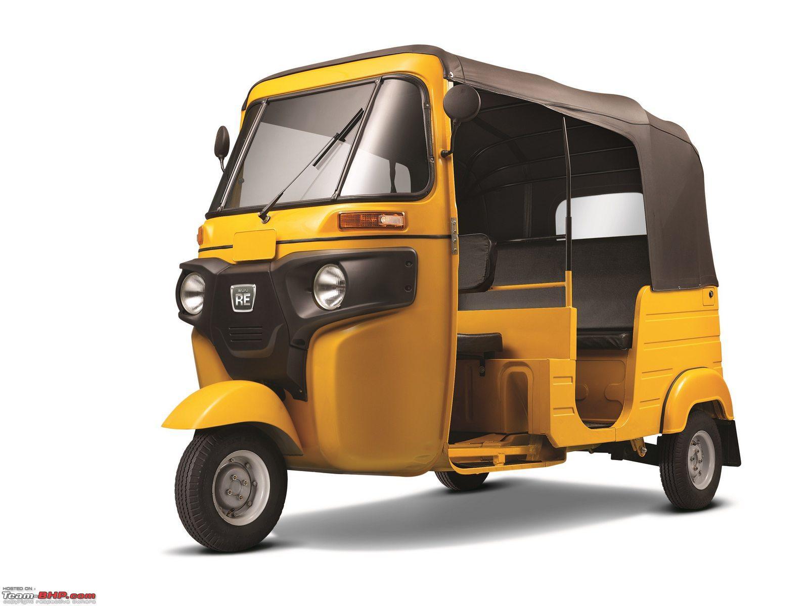 Maharashtra To Issue 81 450 Replacement Auto Rickshaw