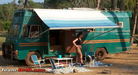 Original PICS CaravanMotorhomes In India  Page 2  TeamBHP