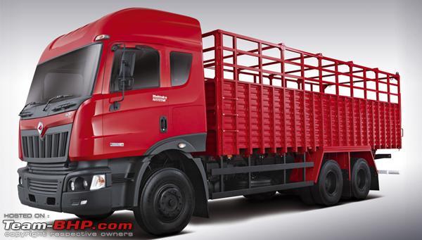 Mahindra Navistar World Class Trucks Launched Page 3