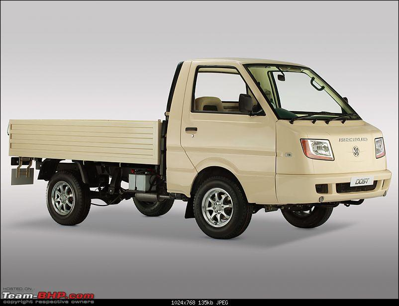 Leyland Nissan rolls out Dost from Hosur facility-dost_1.jpg