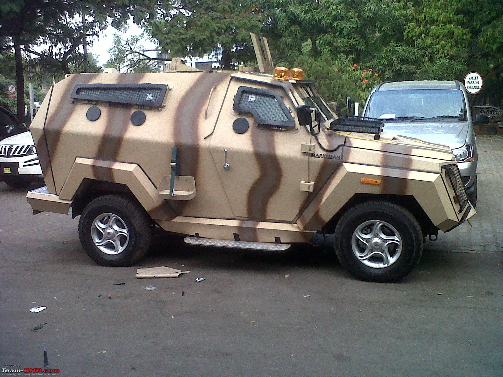 Indigenously Developed Military Vehicles Page 11 Team Bhp